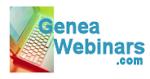 GeneaWebinars.com Logo Gra[joc